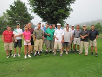 The first annual Building and Grounds Golf Outing was held on Saturday August 11th.