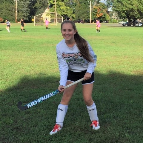 Modified Field Hockey Featured Athlete