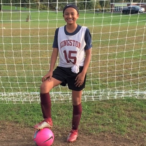 Modified Soccer Featured Athlete