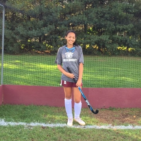JV Field Hockey Featured Athlete