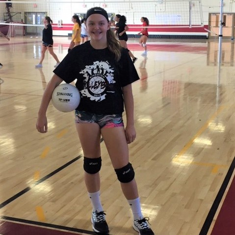JV Volleyball Featured Athlete